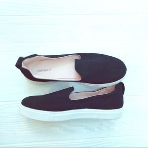 Topshop Loafer Sneakers